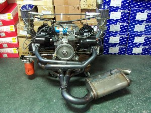 2276cc VW aircooled longblock engine