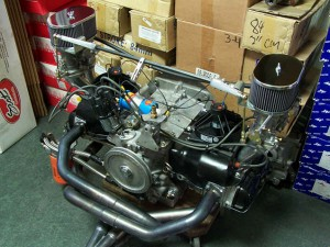 VW 2276cc aircooled engine