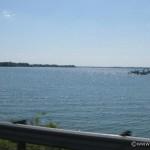 Lake Norman sunshine in April