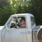Hillbilly transport - some cool old truck