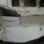 Aluminium bodge repair