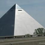 Pyramid Arena Memphis
