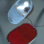 US spec rear light