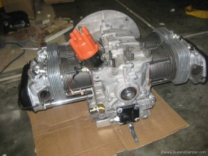 VW Longblock 2276cc with 009 distributor