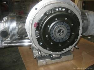 VW aircooled engine 2276cc and Kennedy clutch