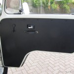replacement door cards on our Volkswagen Bus