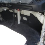 Kick panel replacements for our VW Bay Window