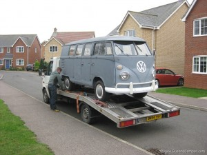 Campervan Lenoir sold and collected