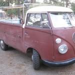 VW Splitscreen singlecab flagstaff KOA