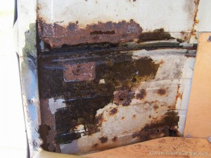 inside rear hatch corrosion