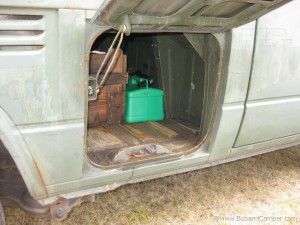 Doublecab Van treasure chest