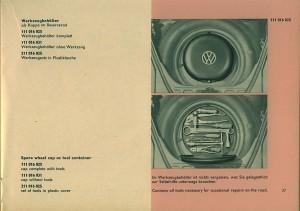 1957 brochure Volkswagen