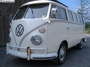 l282 original lotus white campervan front nose