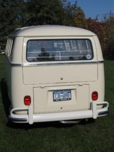 vw camper deluxe bus
