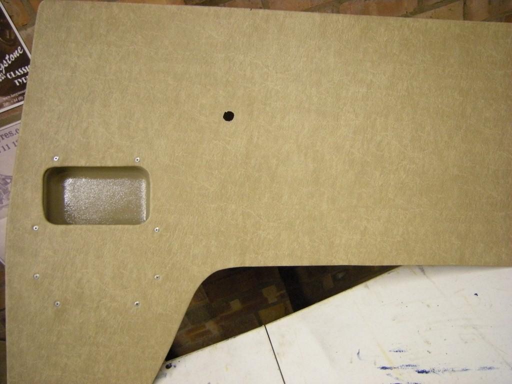 Vw Camper Door Pocket Restoration Bus And Camper