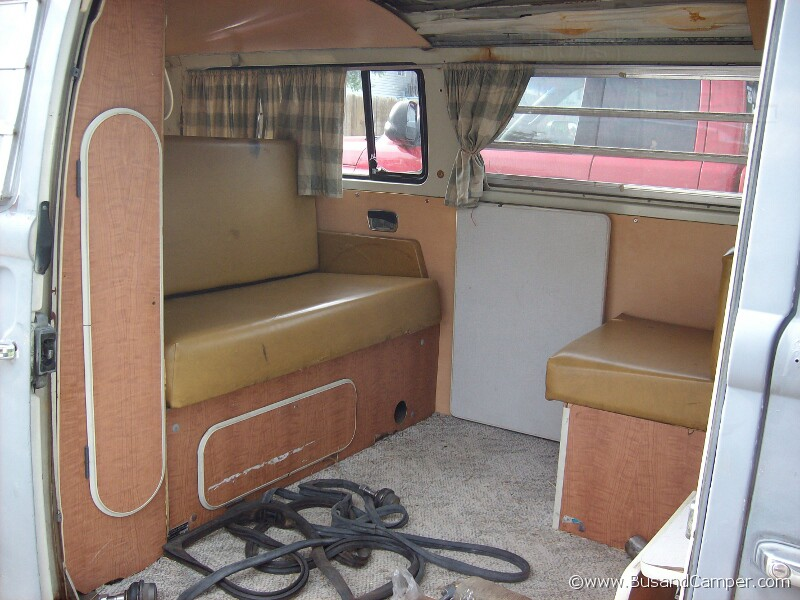 Vw Camper Westfalia 1970 Called Easley Bus And Camper