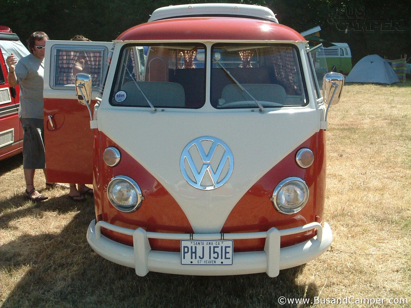 Camper SO42 front