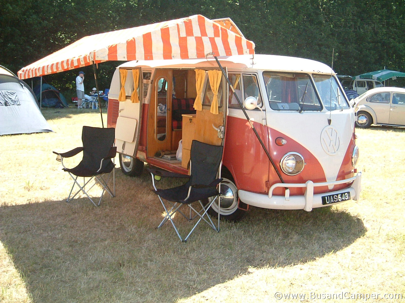 SO34 westfalia Camper Tent