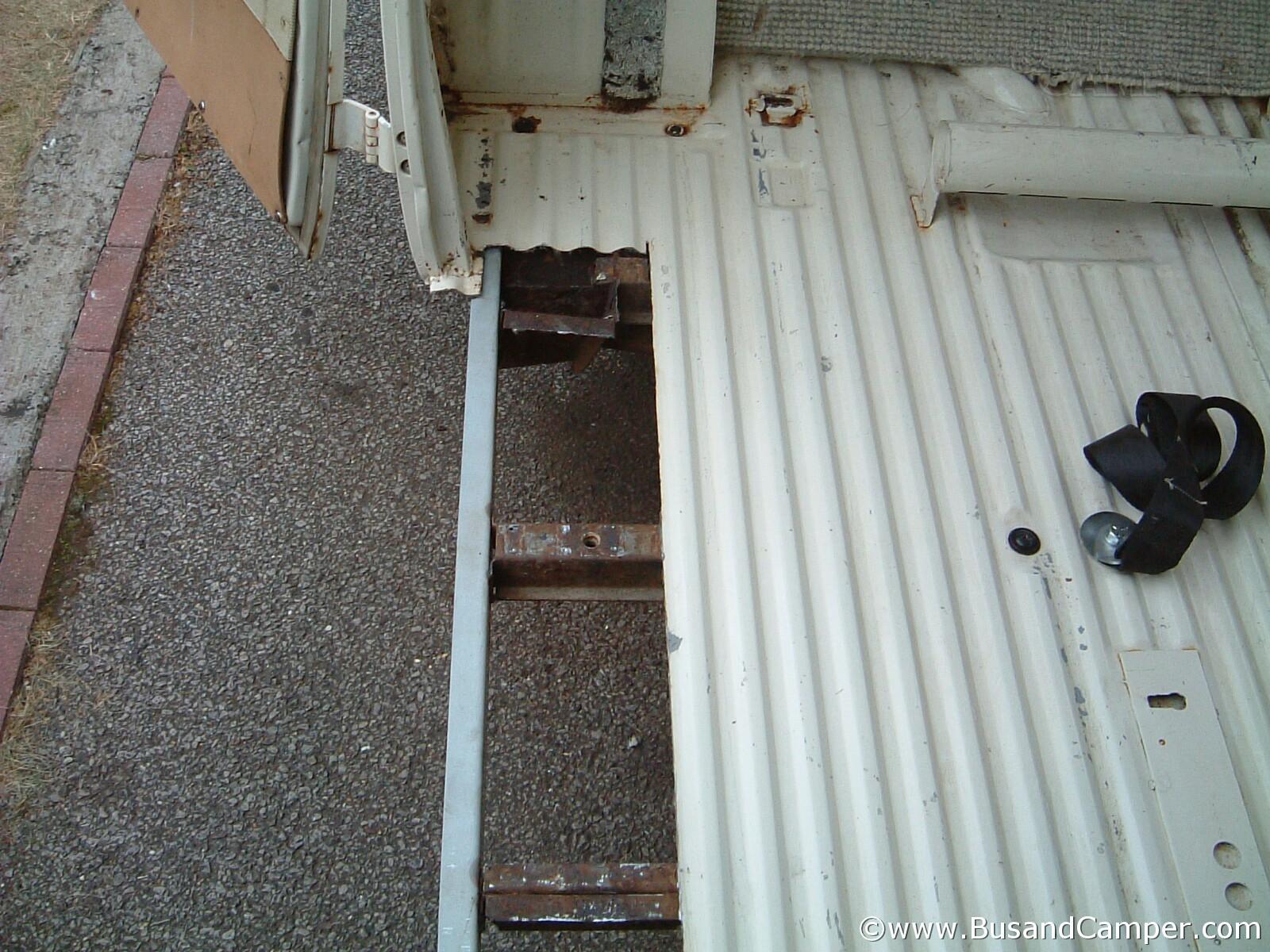 Cargo Floor Repair