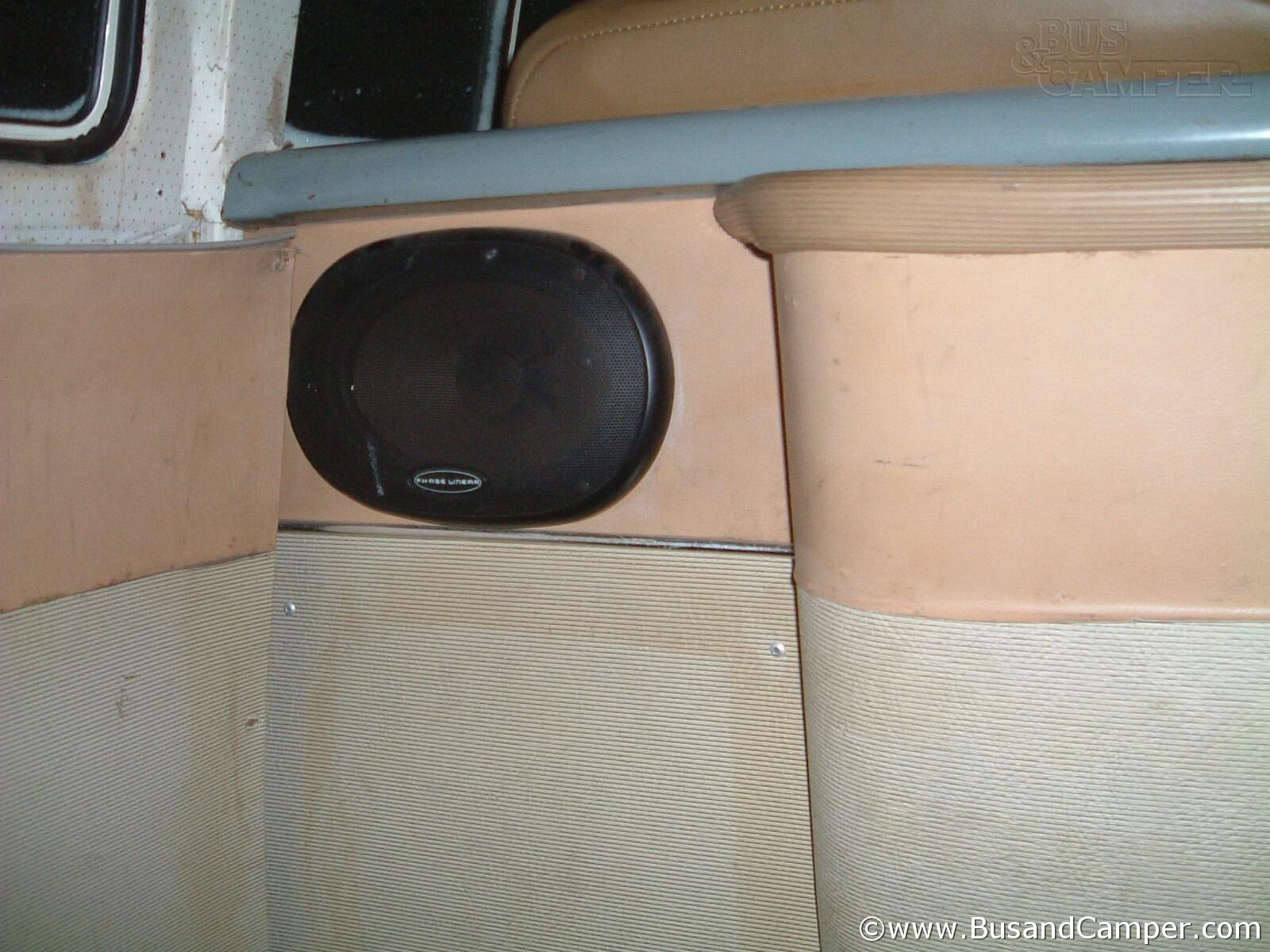 Bulkhead Speaker