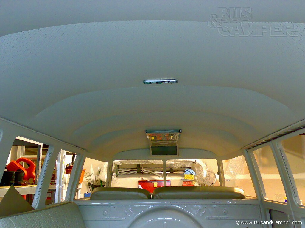 finished headliner