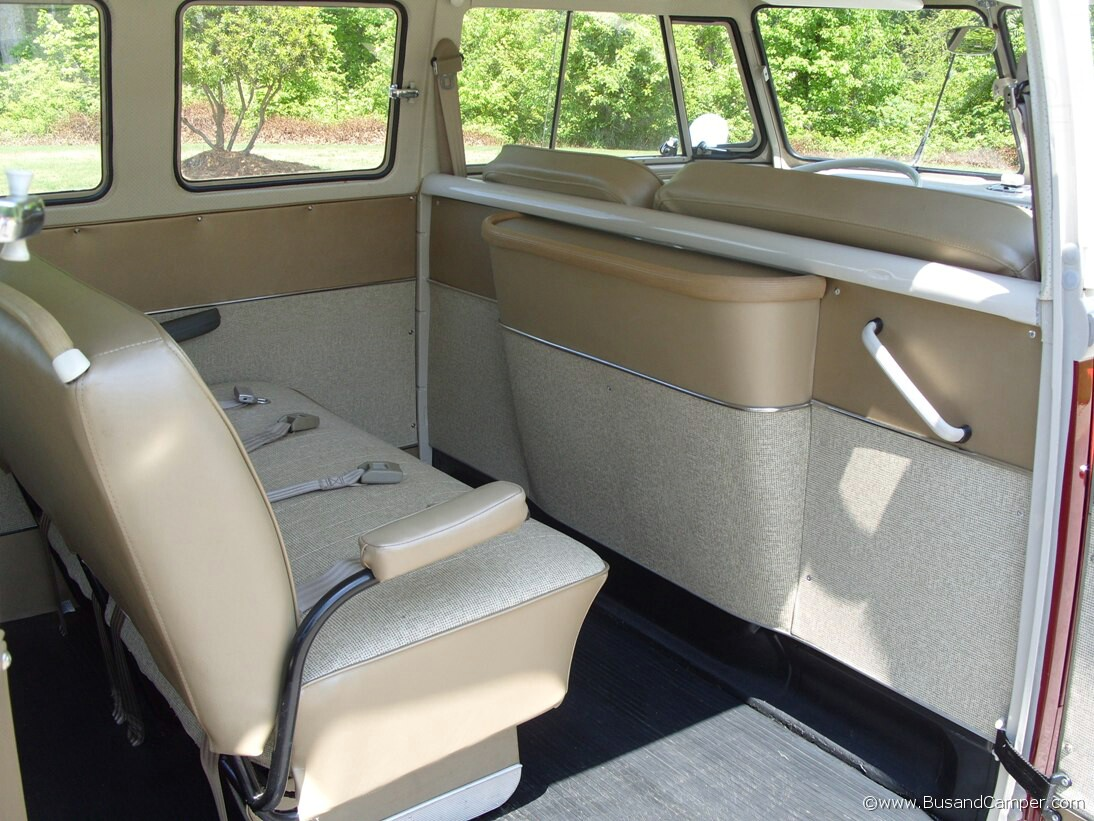 Campervan bulkhead deluxe