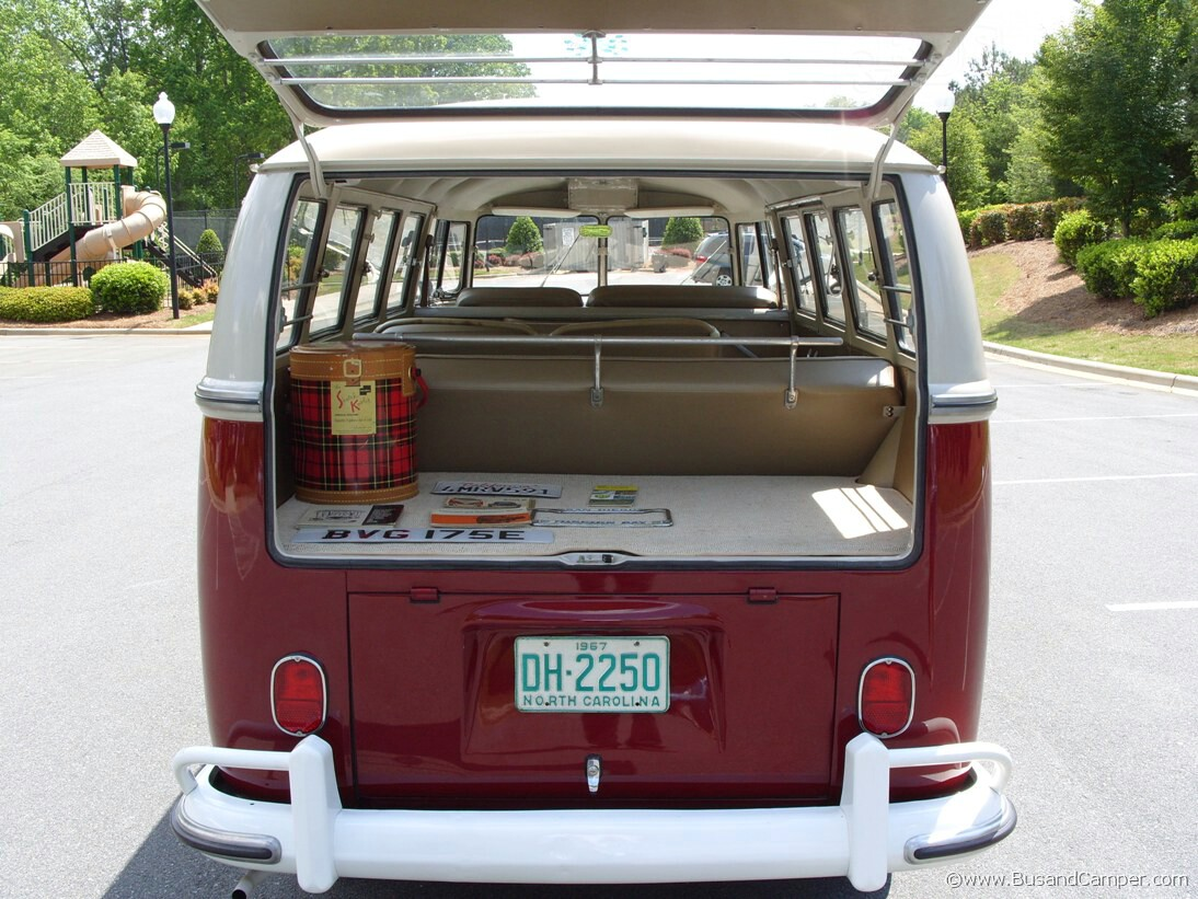 Camper Rear hatch