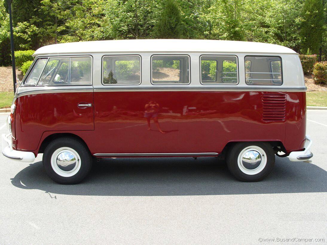 VW 13w Deluxe Bus