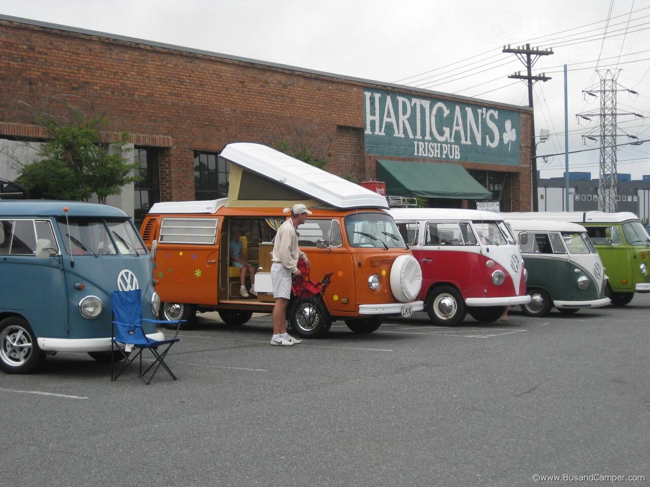 Hartigans Campervans