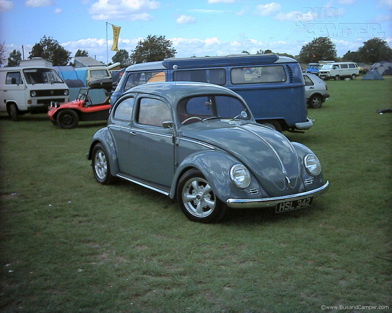 empi wide five on a beetle