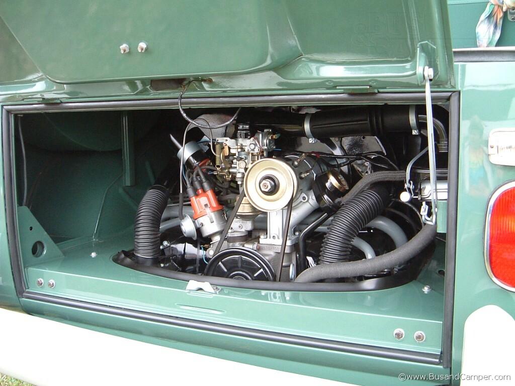 velvet green engine