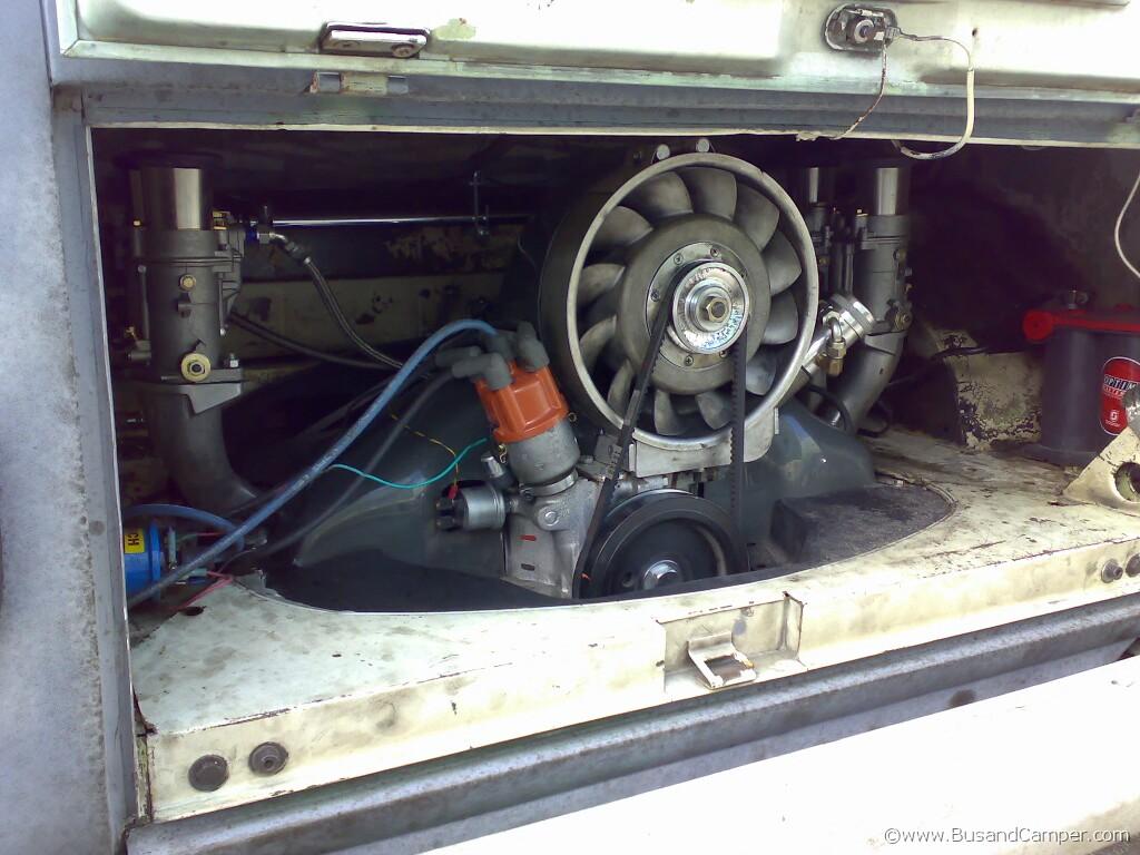Porsche cooling