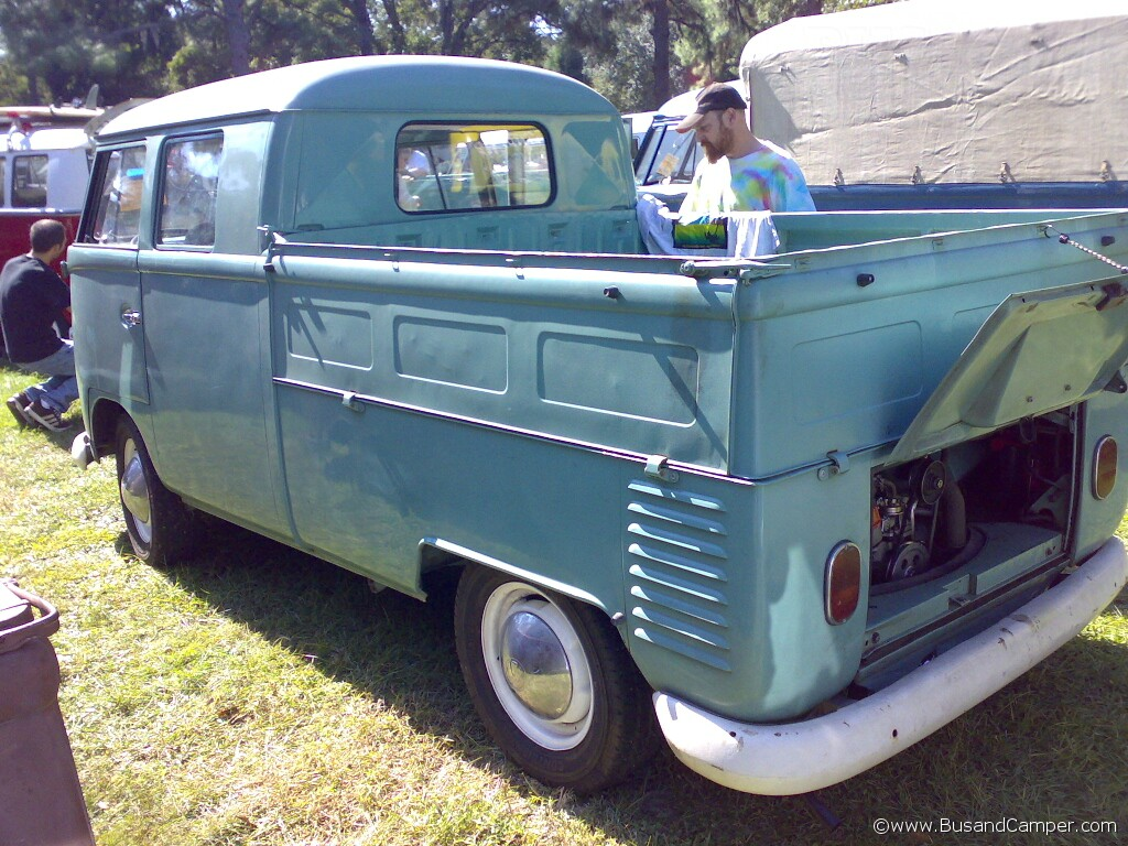 Doublecab turkis stock looker