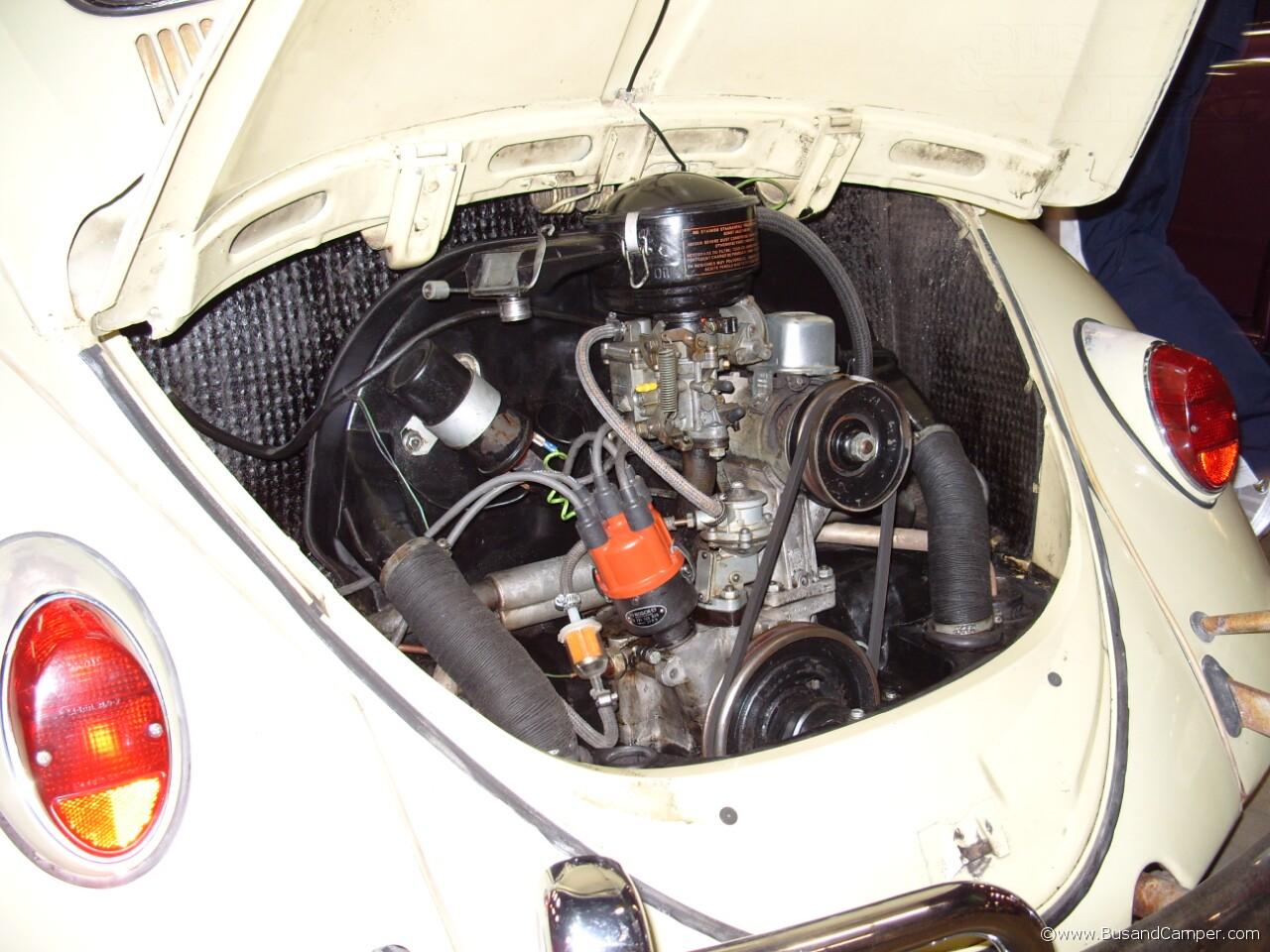 40hp engine original