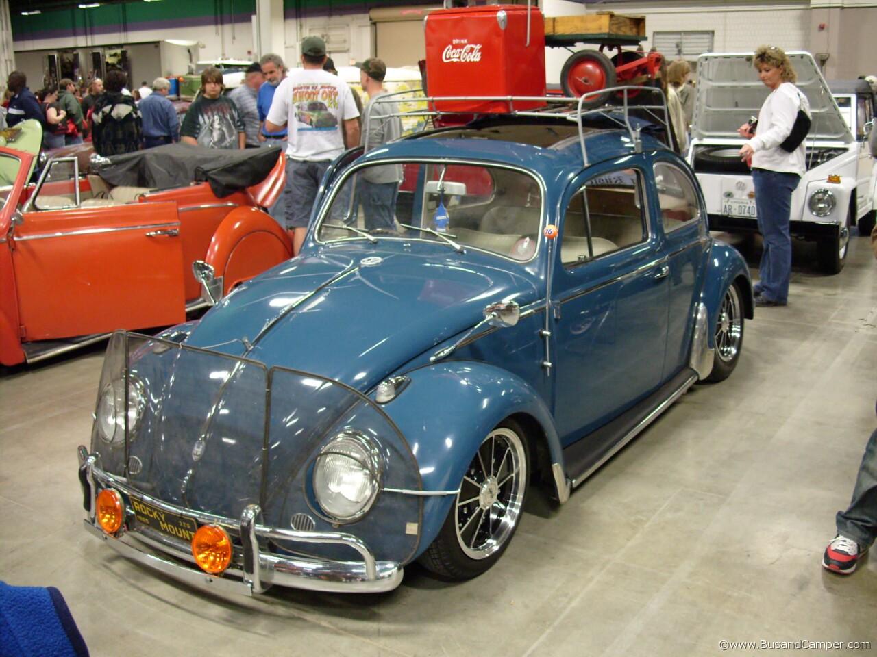 Gulf blue beetle original