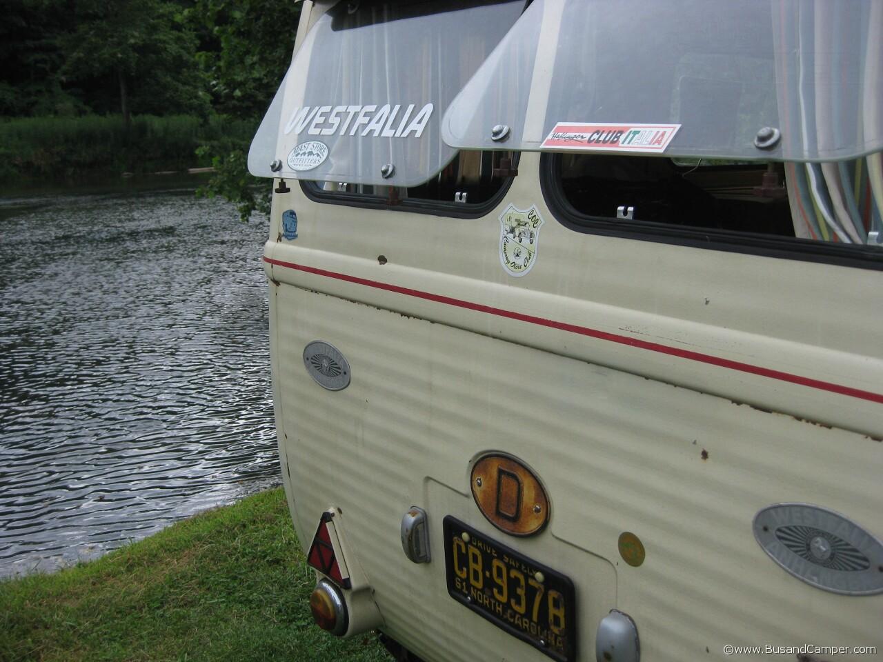 Westfalia caravan 41