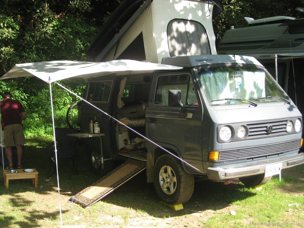 Owasco Campervan