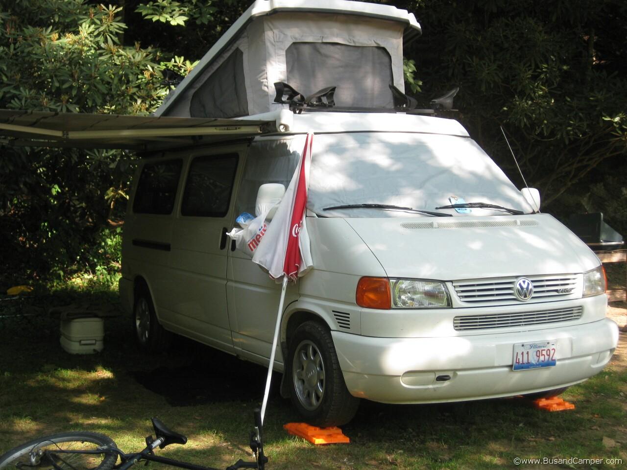 Volkswagen T4 Winnebago