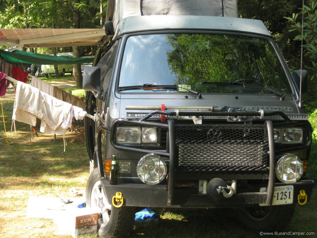 VW Syncro Westfalia