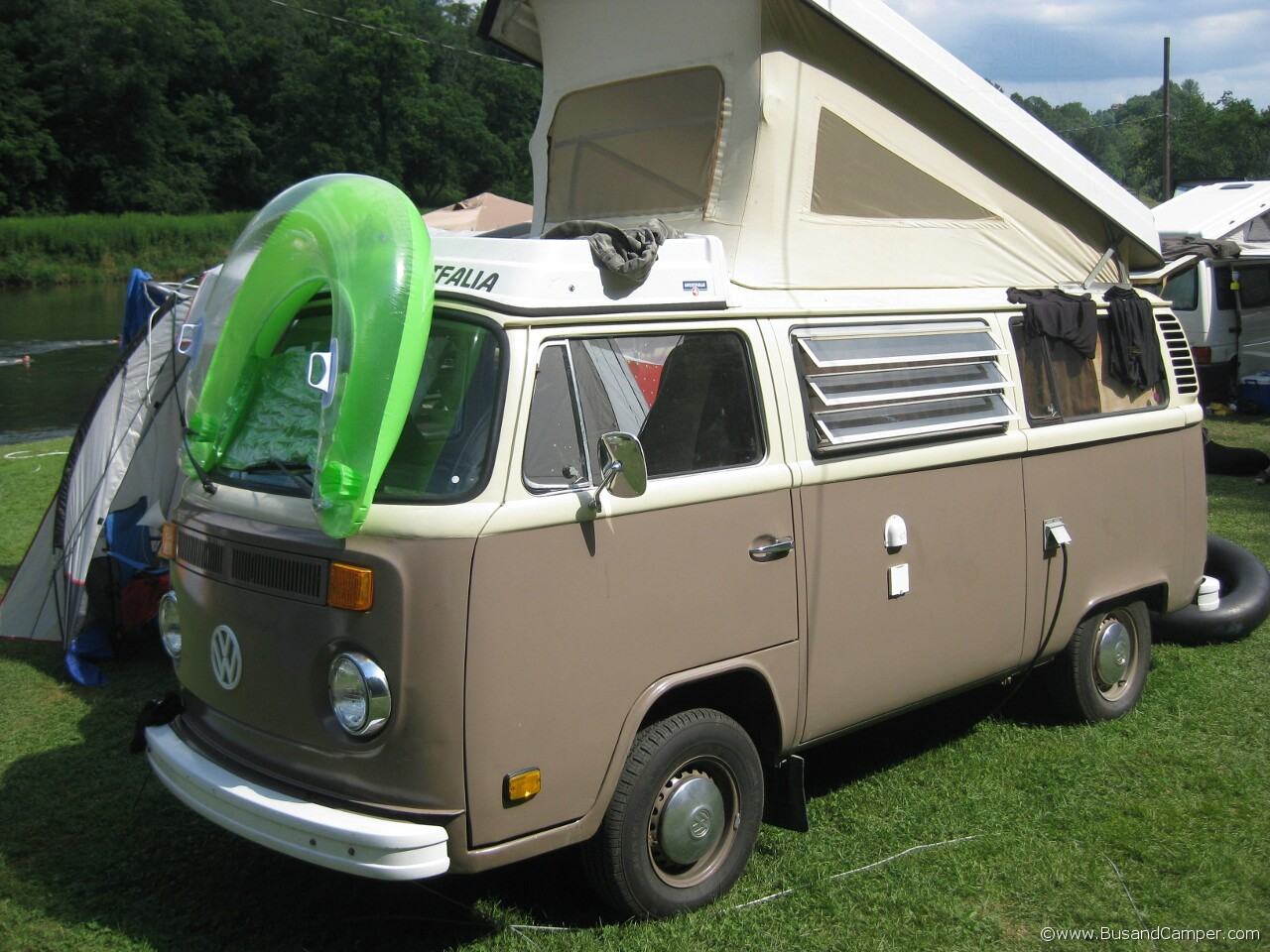 Brown Westfalia LateBay