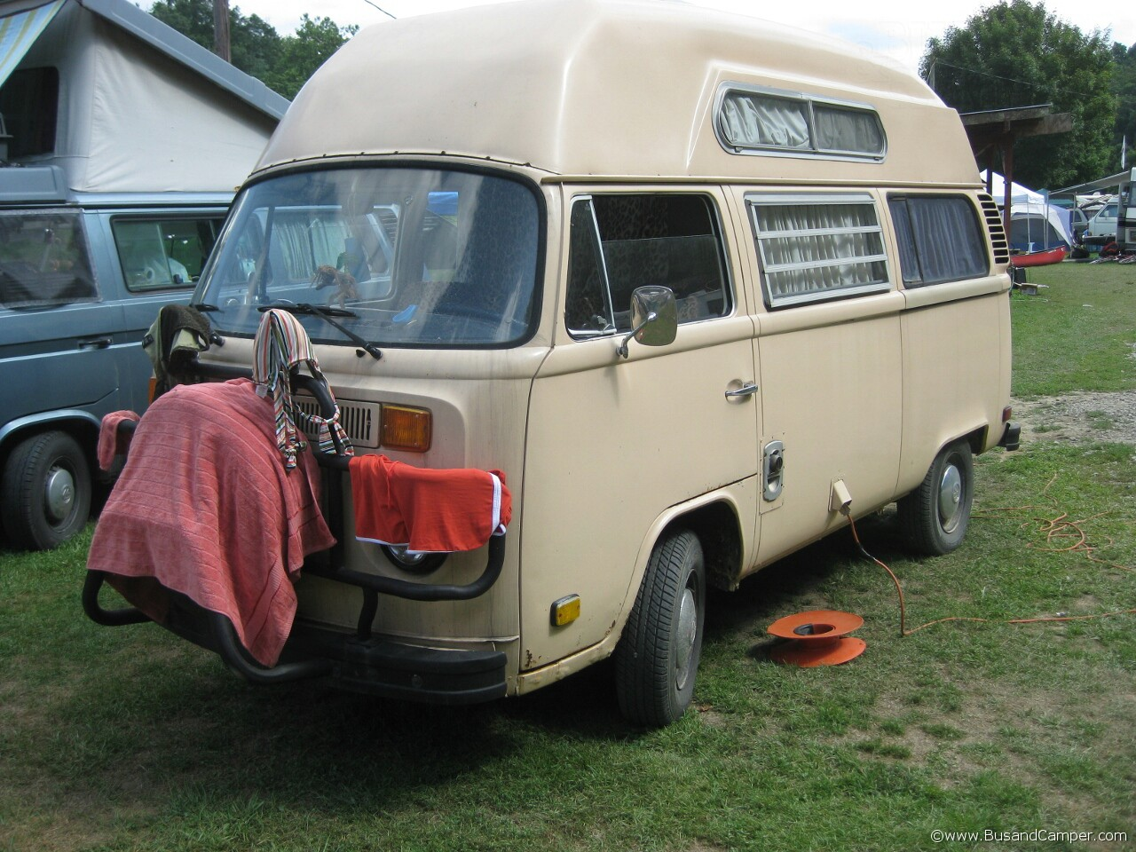 High Top Westfalia