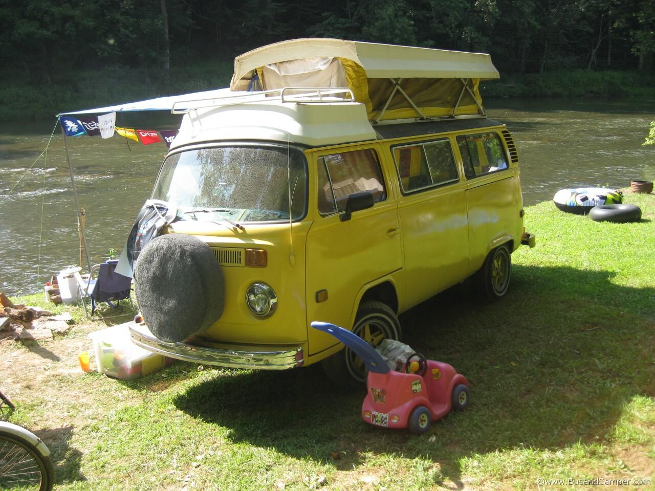 Riviera VW Camper