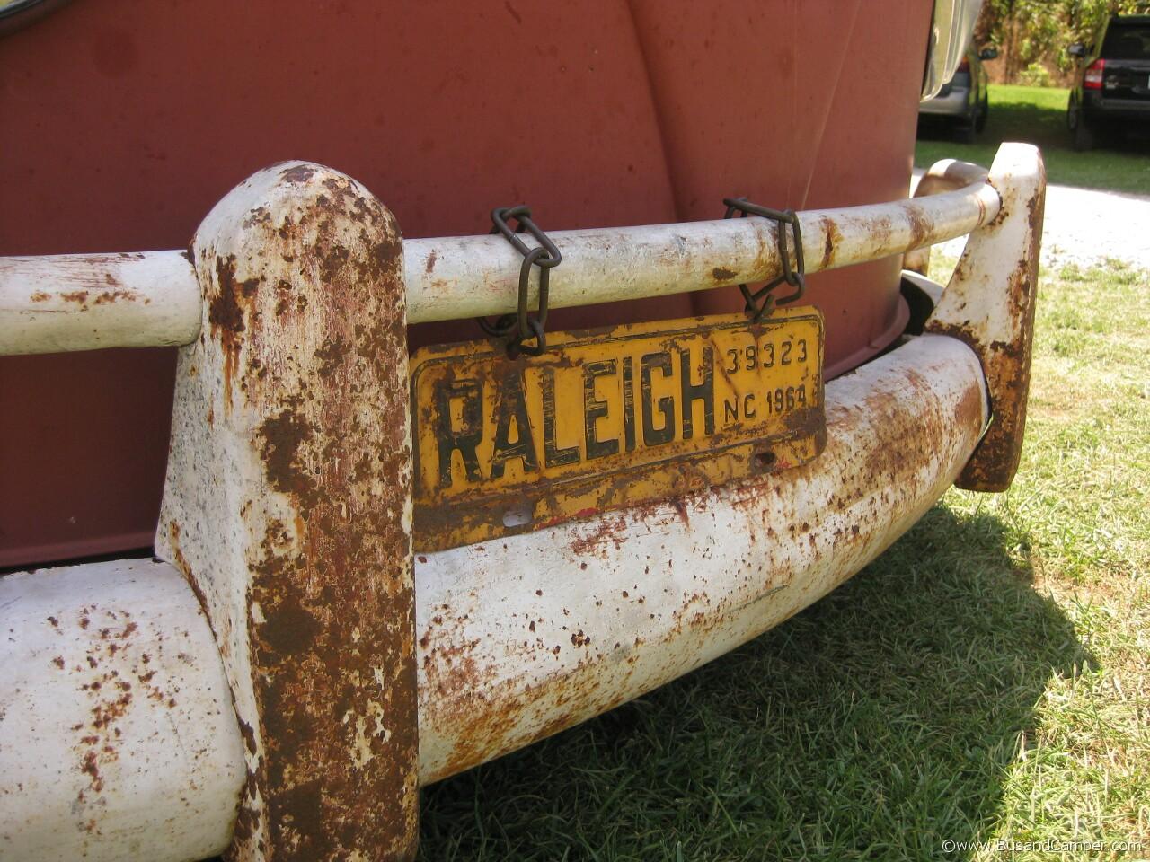 Raleigh Moonie bus
