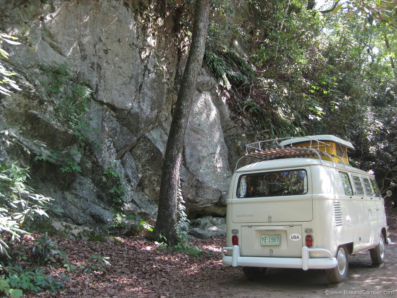 1967 so42 Westfalia Camper