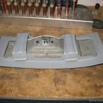 VW Bay window low light indicator panel