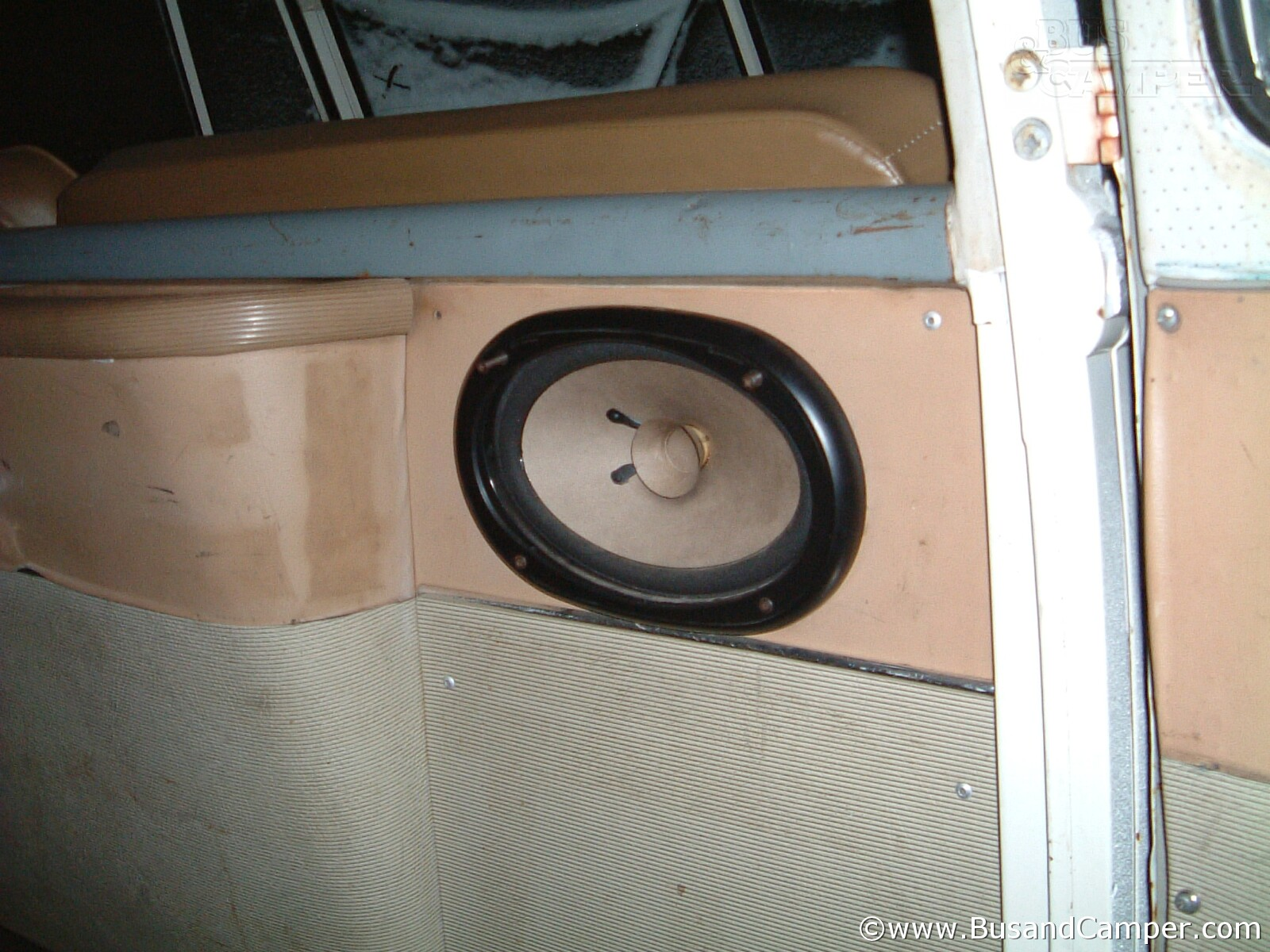 Bulkhead Speakers