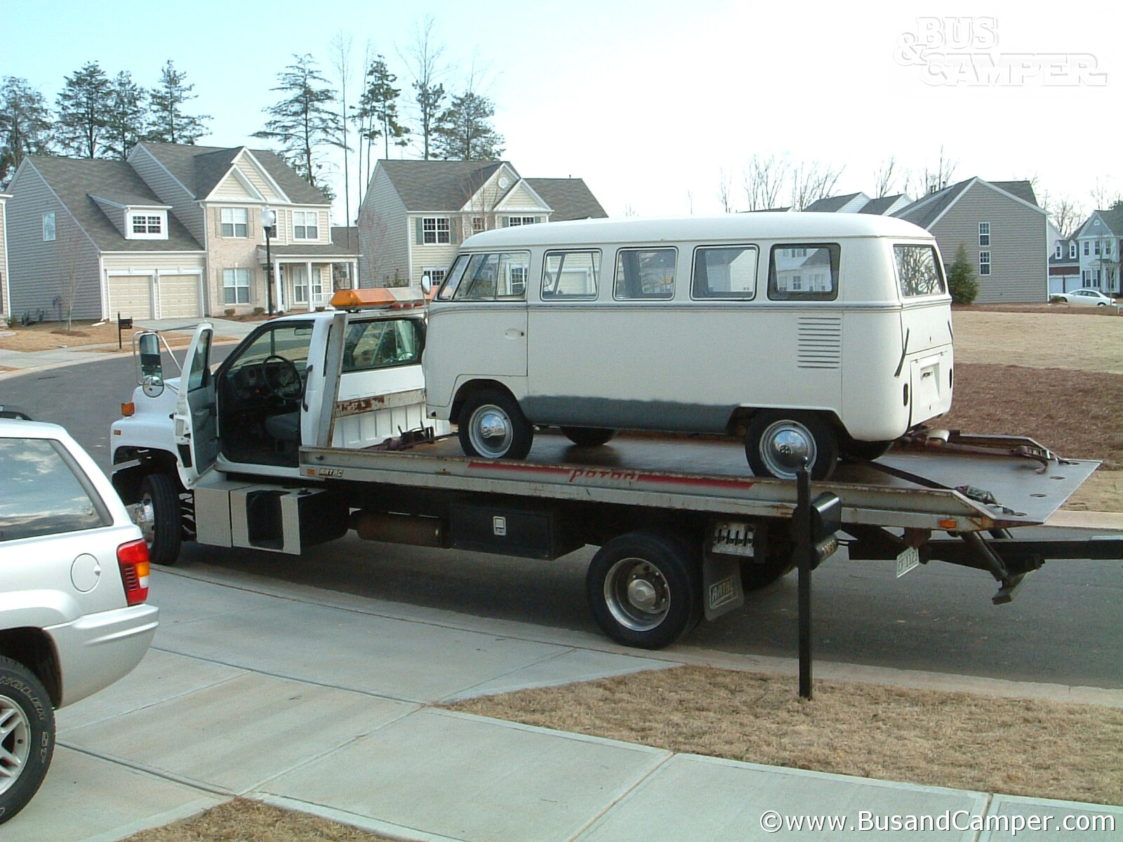 Roll Back and VW Bus