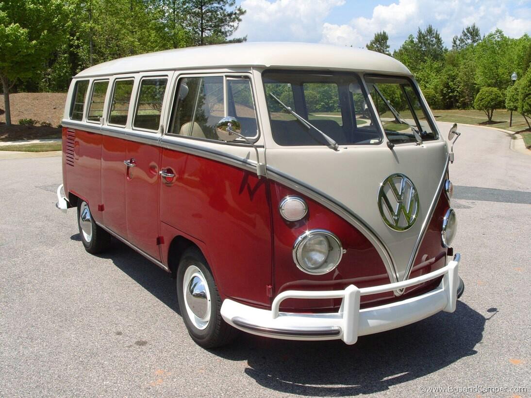 VW deluxe camper