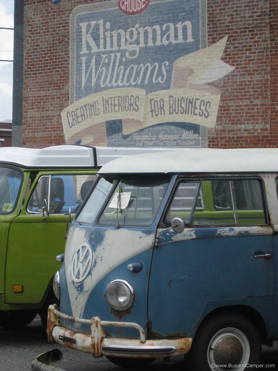 klingman Interiors Van