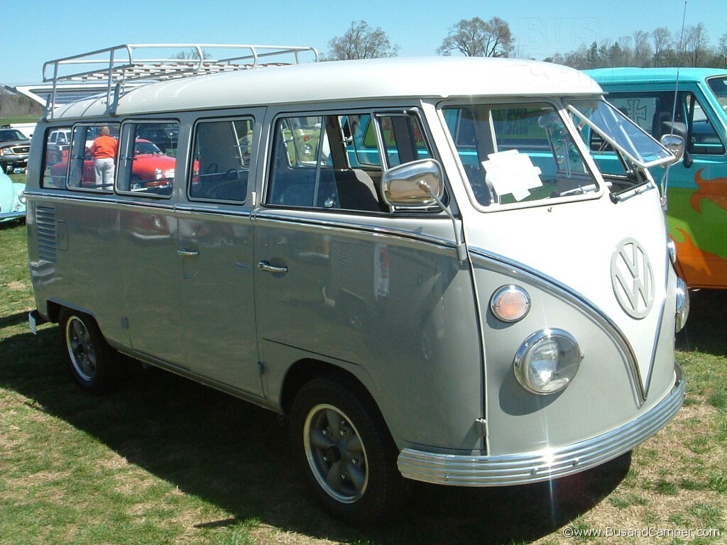 Briz bumper Van